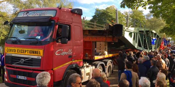 Capelle transport exceptionnel